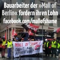 Kultur und Kundgebung - ein solidarisches Vorweihnachtskonzert in Berlin