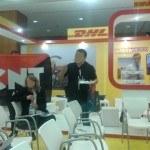 Arbeitskampf bei DHL in Barcelona