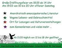 Anarchistisches Buch- und Kulturzentrum Dortmund angegriffen