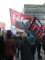 Erfolgreiche Demonstration gegen TTIP