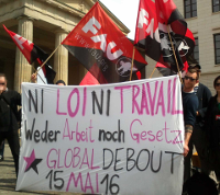 15. Mai 2016: GLOBAL DEBOUT!
