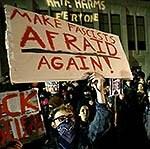 IWW-Mitglied in Seattle bei Anti-Trump-Protesten niedergeschossen