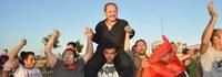 Streiks nach Inhaftierung von italienischem Basisgewerkschafter!