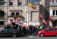 Solidarität mit den Streikenden in Katalonien