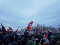 Demonstration gegen Kapitalismus und Ausbeutung am 11.11. in Chemnitz