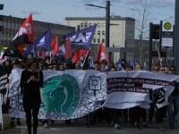 Nach Polizeiangriff in Folge feministischer Gewerkschaftsdemo: Gegendarstellung der FAU Dresden