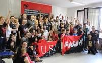 Gründung der Internationalen Arbeiter*innen Konföderation (IAK) in Parma