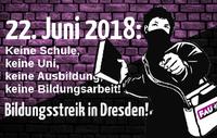 Neue Lust an Streik und Emanzipation in Dresden