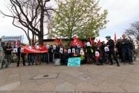 Solidarität mit den Angeklagten der J20!