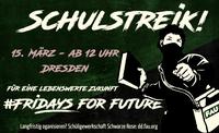 """Aufruf: Am 15. März zu """"Fridays For Future""""!"""