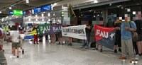 FAU-Delegierte verurteilen Verhör der Friedensdelegation
