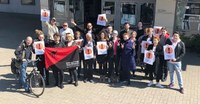 Solidarisch bleiben – FAU sammelt Spenden für Bildungsstreik in Polen