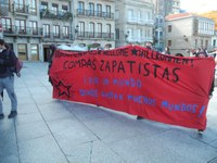 Zapatistas landen in Europa - Auch FAU-Syndikate heißen sie willkommen!