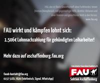 Lohnnachzahlung für gekündigten Leiharbeiter