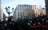 Stoppt ACTA Demo in Düsseldorf
