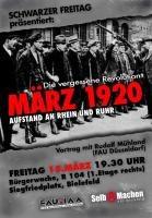 Die vergessene Revolution:  März 1920 – Aufstand an Rhein und Ruhr