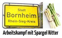 Der Arbeitskampf bei Spargel Ritter geht weiter! Pay the Workers! Demo in Bonn am Dienstag 10 Uhr!