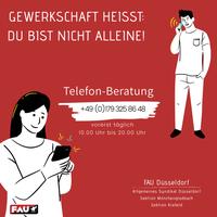 Telefonische-Beratung der FAU Düsseldorf