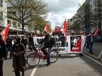 Redebeitrag der FAU-Ffm auf der 1. Mai Demo