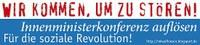 Frankfurt/M 22.06.2011 - Wir kommen um zu stören! IMK auflösen!