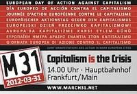 M31 - Europäischer Aktionstag gegen den Kapitalismus - 31. März 2012