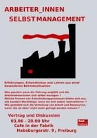 ArbeitnehmerInnen Selbstmanagement – Erfahrungen, Erkenntnisse und Lehren aus einer besonderen Betriebssituation.