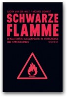 """Buchvorstellung """"Schwarze Flamme"""""""