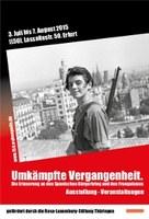 Umkämpfte Vergangenheit. Die Erinnerung an den Spanischen Bürgerkrieg und Franquismuis