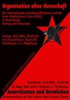 Veranstaltungswochenende der FAU Magdeburg