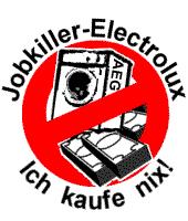 Solidarität mit den Streikenden bei AEG (Nürnberg)