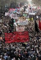 Frankreich: Streik- und Protesttag am 4. April - stärkste Mobilisierung