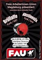 Brüllaffe & AbstinenZx