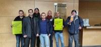 Gütetermin der Leiharbeitsklage in Kaiserslautern endet ohne Einigung