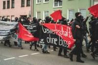 Heute zum Morgen - 1.Mai Demonstration in Greifswald - Redebeitrag Allgemeines Syndikat Rostock