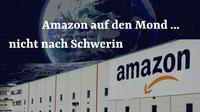 Protest gegen das neue Amazon-Verteilzentrum in Schwerin